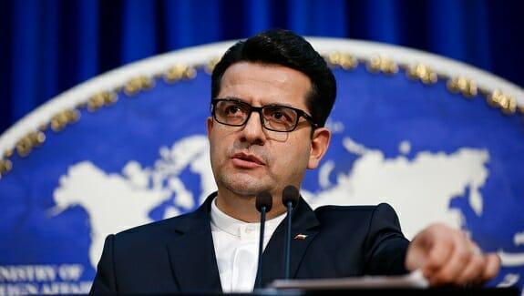 ایران مسئول حفظ امنیت کشتیرانی در خلیج فارس و تنگه هرمز است