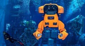 ربات خودکار زیردریایی