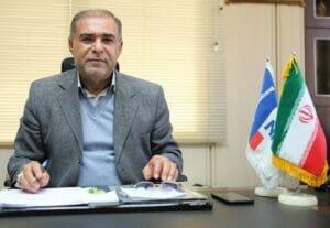 سید عبداله موسوی مدیرعامل شرکت ملی حفاری ایران