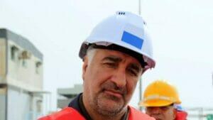 عباس اسدروز مدیرعامل شرکت پایانههای نفتی ایران