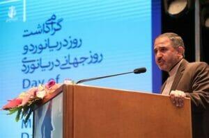 قاسم احمدی لاشکی رئیس فراکسیون دریایی مجلس