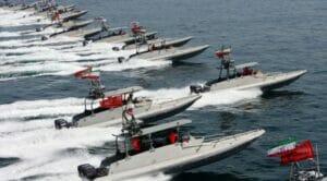قایق سراج شمشیر نیروهای مسلح ایران در خلیجفارس