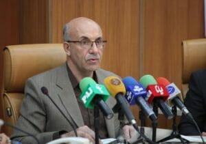 نبی الله خون میزایی رئیس سازمان شیلات
