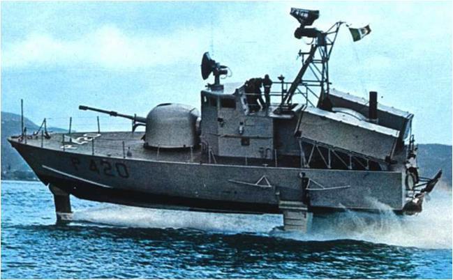 چرایی-عدم-وجود-شناورهای-هیدروفویل-کرافت-و-SWATH-3در-ناوگان-نیروی-دریایی-ایران