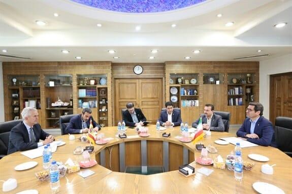 کمیته مشترک دریایی و بندری ایران و اسپانیا