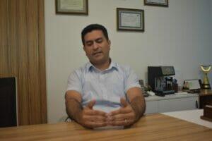 علی شریفی دبیرکل اتحادیه مالکان کشتی