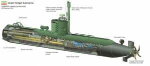 زیردریایی میدجت غدیر