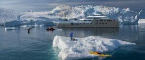 اولین کشتی یخشکن خصوصی میلیاردر روسی بیل گیتس