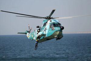 بالگرد یگان هوای دریای نیروی دریایی