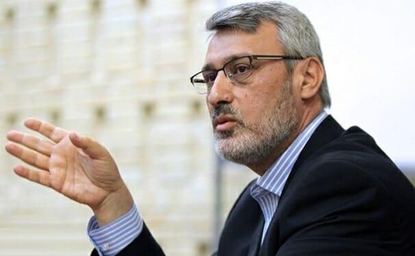 بعیدینژاد سفیر دریایی ایران در انگلیس
