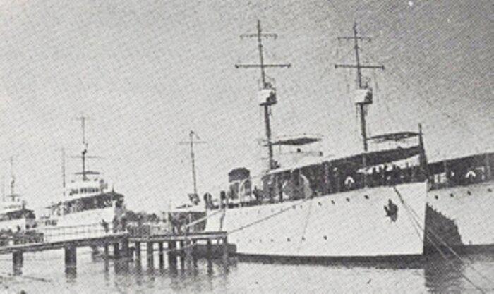 تاریخ دریانوردی در بندر بوشهر ایران