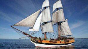 تاسیس نیروی دریایی مدرن و پیشرفت دریانوردی و توسعه بوشهر