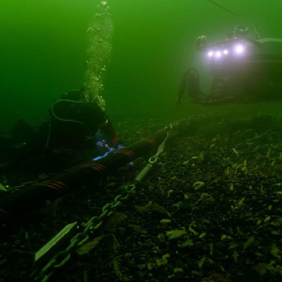معرفی کابل زیر دریایی (Subsea Cable)+فیلم