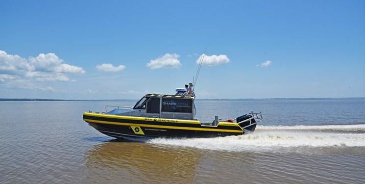 تولید قایق گشتی خودران با توانمندیهای استثنایی