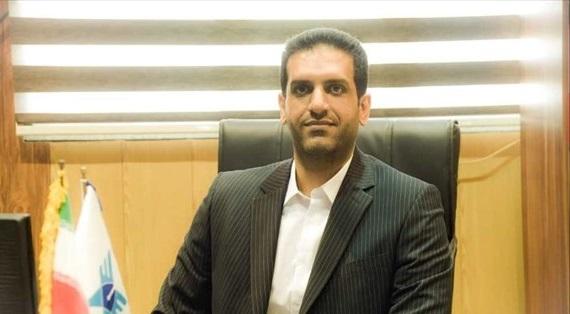 حامد قائدی رئیس دانشگاه آزاد اسلامی واحد علوم دریایی خارگ