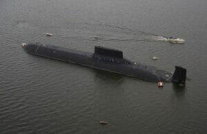 زیردریایی کلاس بری نیروی دریایی روسیه