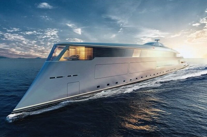 ساخت کشتی تفریحی هیدروژنی سازگار با محیط زیست دریایی توسط شرکت هلندی