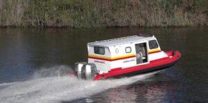 سه شناور فوریتهای پزشکی به ناوگان حملونقل دریایی هرمزگان اضافه می شود