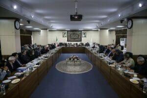سیاستگذاری توسعه دریامحور توسط امیر دریادار یاری در مجمع تشخیص مصلح نظام