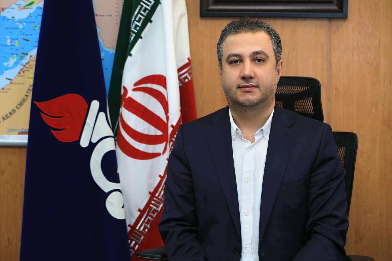 علیرضا سلمانزاده مدیرعامل شرکت نفت فلات قاره