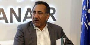علیم یار محمدی نماینده زاهدان