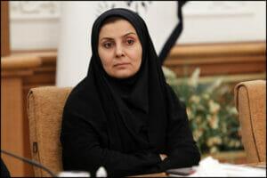فرزانه صادق مالواجرد دبیر شورای عالی شهر و شهرسازی