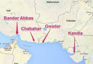 مبادلات تجاری و کشتیرانی ایران و پاکستان