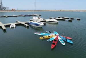 مجموعه گردشگری دریایی مارینا کاسپین، تحولی در صنعت گردشگری شمال کشور