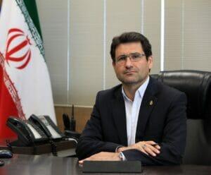 محمد راستاد مدیرعامل سازمان بنادر و دریانوردی