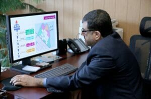 محمد مشکین فام مدیرعامل شرکت نفت و گاز پارس جنوبی