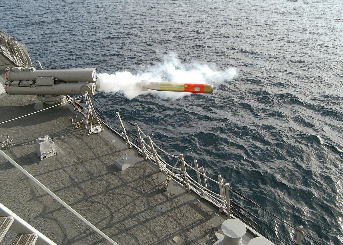 مشهورترین اژدرهای نیروی دریایی