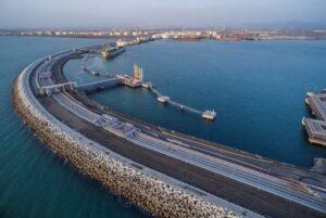 منطقه آزاد ویژه اقتصادی صحار در دریای عمان