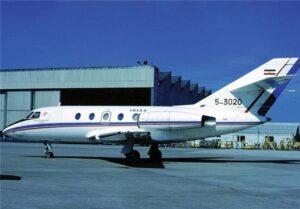 هواپیما-جت-داسو-فالکون-۲۰