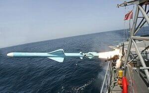 ویژگی های خاص موشک کروز دریایی نور