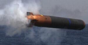 اژدر دریایی مارک MK 50 نیروی دریایی ایالات متحده آمریکا
