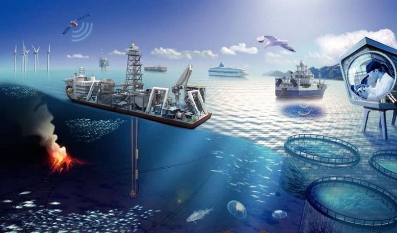 از اقتصاد اقیانوس و دریامحور تا آینده آبی