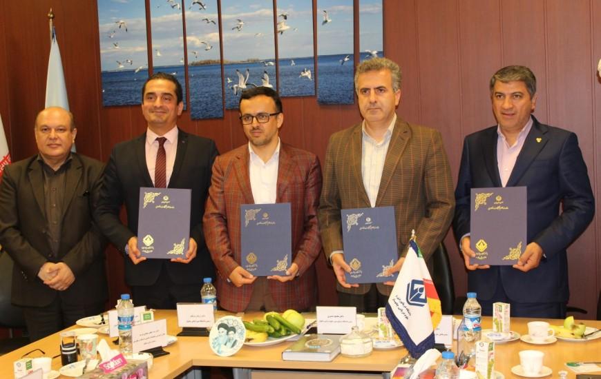 انعقاد قرارداد همکاری دانشگاه دریانوردی و علوم دریایی چـابهار با دانشگاه آلمان