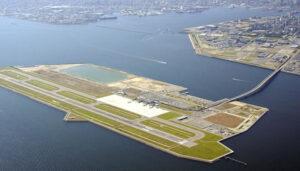 جزیره مصنوعی فرودگاه کوبه در ژاپن- (Kobe Airport)