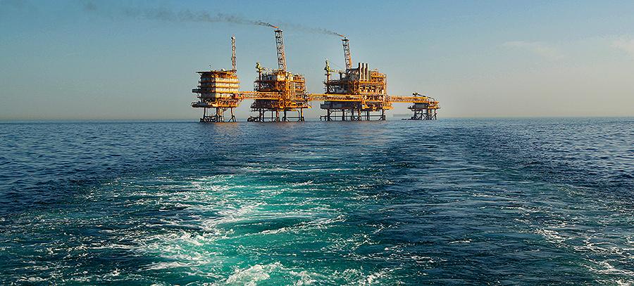 سکوی سروش مدرنترین سکوی تولیدی شرکت نفت فلات قاره