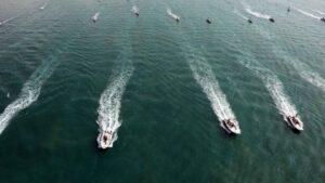 قایق های آینده سپاه «رادارگریز» و «بدون سرنشین» میشوند