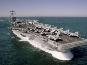 ناو آبراهام لینکلن نیروی دریایی آمریکا