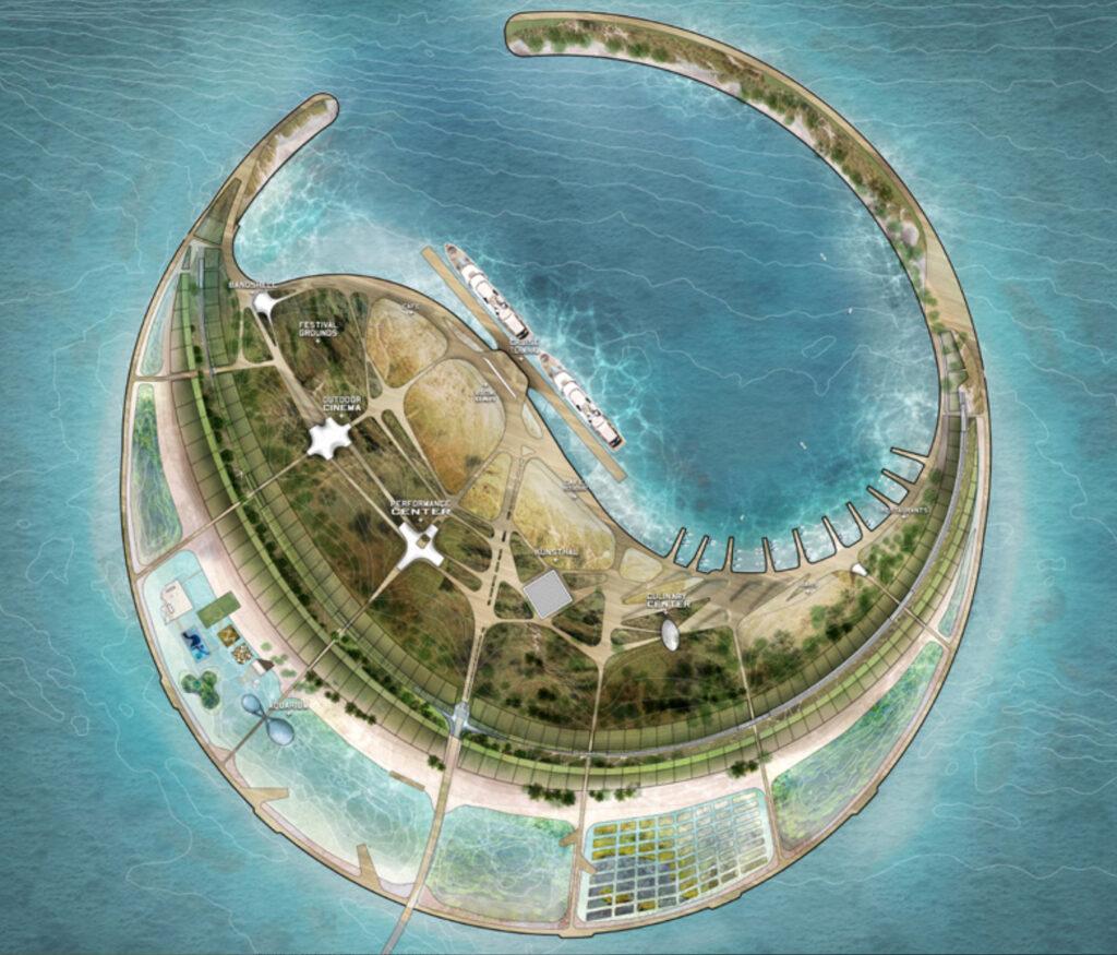 پیامدهای احداث جزایر مصنوعی در جزیره کیش بر اقتصاد کشور