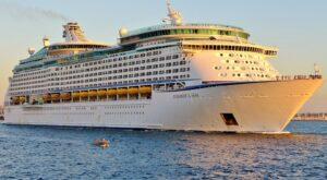 کشتی های کروز عامل توسعه صنعت گردشگری دریایی