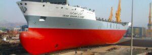 کشتی ایران شهر کرد - کشتی سازی ایزوایکو بندرعباس