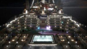 کشتی کروز تفریحی MSC Bellissima