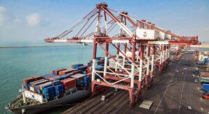 بندر شهید رجایی بزرگترین بندر تجاری ایران
