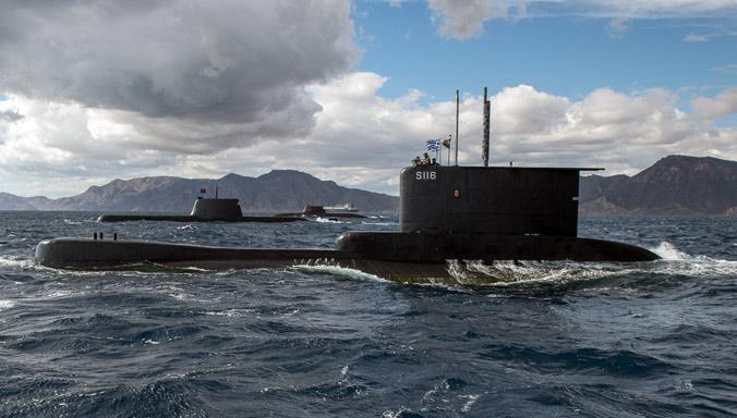 آزمایش سلاح های جدید زیردریایی های اتمی روسیه