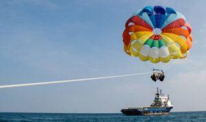 سرمایه گذاری ۱۱۰ میلیارد ریالی در حوزه تفریحات دریایی قشم