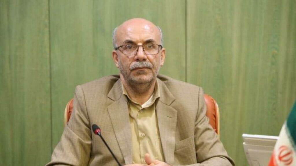 نبی الله خون میرزایی رئیس سازمان شیلات