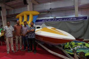 بیست و یکمین نمایشگاه صنایع دریایی و دریانوردی کشور-جزیره قشم